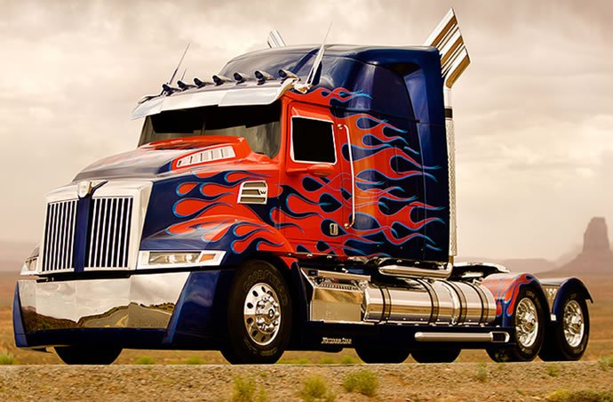 Roll like an Autobot - Uber is offering a ride in Optimus Prime - Luxurylaunches