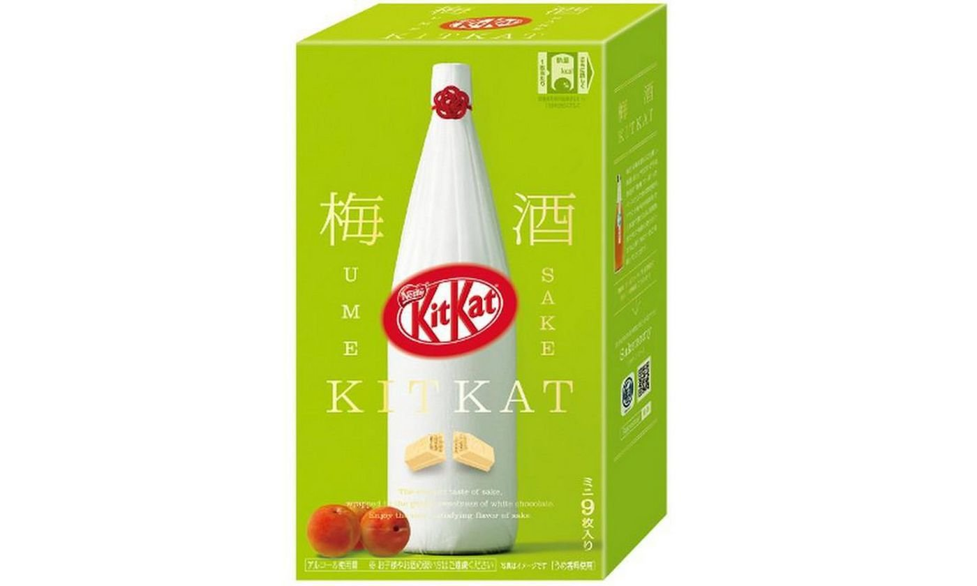 KitKat has opened a bar in Tokyo and it's pairing alcoholic KitKat's with cocktails