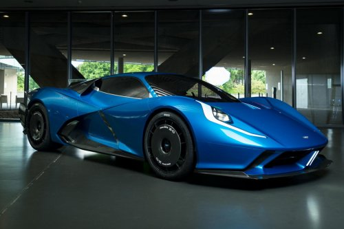 0 to 62 mph in 2 seconds and packing 2040 horsepower – This $2 million Italian electric hypercar with solid state batteries can be the next big thing