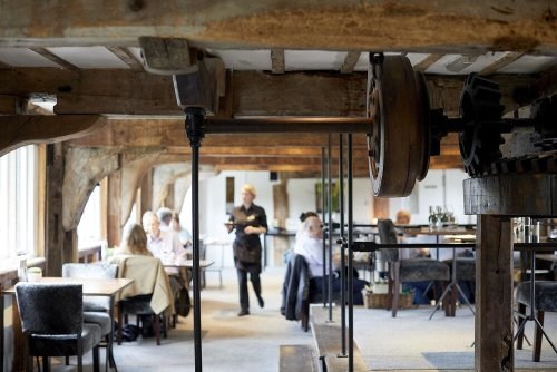 Hotel Review: Tuddenham Mill, nr Newmarket in Suffolk