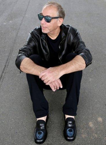 In conversation with Mark Schwartz, artist and shoe designer to the stars