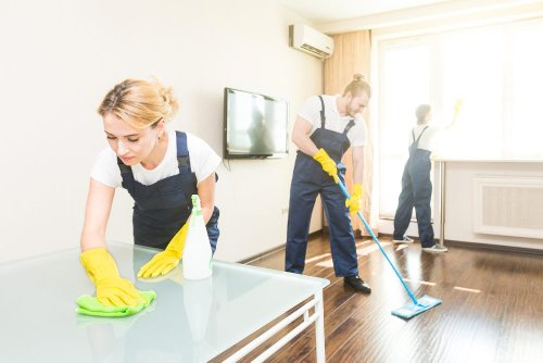 The benefits of house cleaning services for visiting guests during Covid