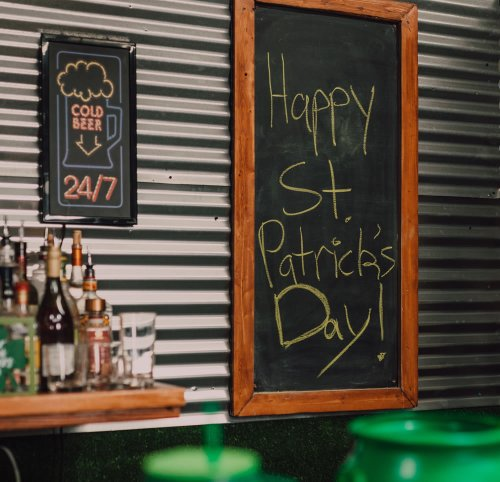 What did St. Patrick's Day ever do for us?