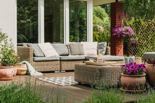 The luxury garden trends that will dominate our outdoor spaces in spring/summer 2021