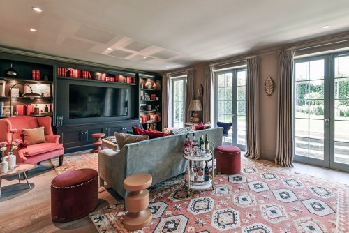 Parkside Perfection: Sudbrook House, Priory Lane, London, SW15