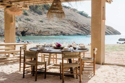 Restaurant Review: El Silencio, Cala Moli, Ibiza in Spain