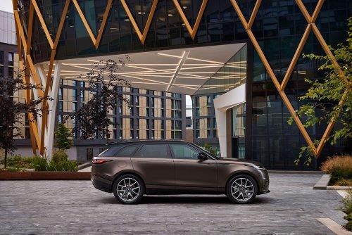 Range Rover Velar: Even more elegant and technology rich