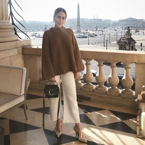 The Luxury Lifestyle List: Idalia Salsamendi, entrepreneur, business strategist and fashion insider