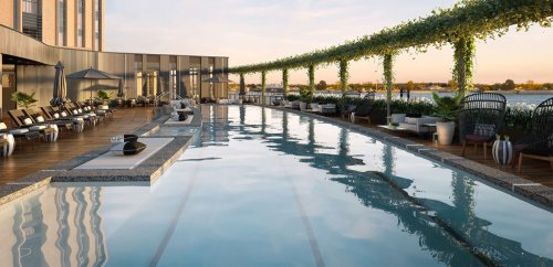 Review: Four Seasons Hotel New Orleans