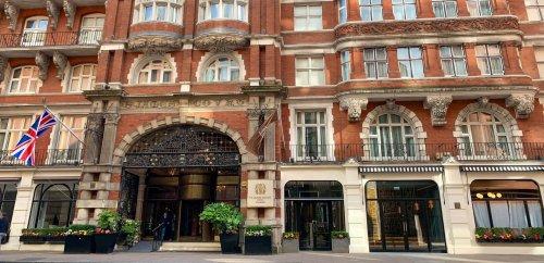 Review: St. James' Court, London