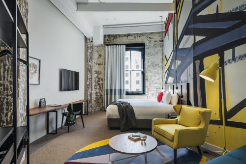 Suite life: Ovolo 1888