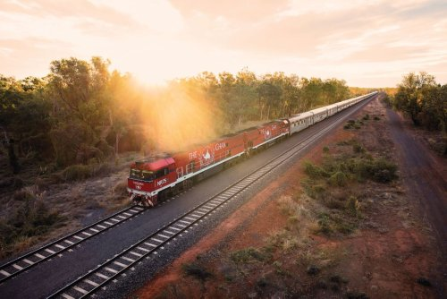 Explore Australia Now Using Qantas Points Aboard Premium Trains
