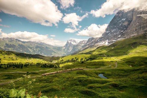 SWITZERLAND cover image