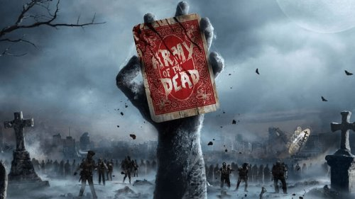 Las Vegas Zombies: Teaser Trailer for Zack Snyder's 'Army of the Dead' coming to Netflix