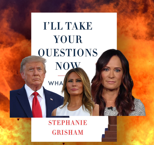 Burning down the House: Explosive Scandals 2B Exposed in Ex-Trump Aide's Book