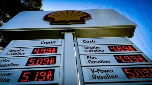 5$ Gas in LA after Cyberattack on Colonial Pipeline