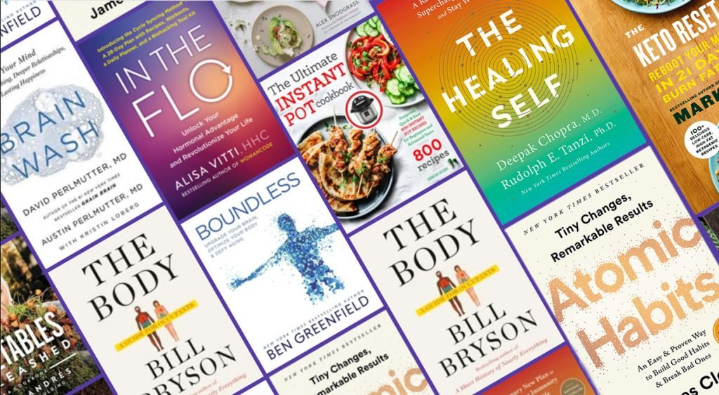 8 Best Health and Wellness Books: Ways to Get Strong and Svelte