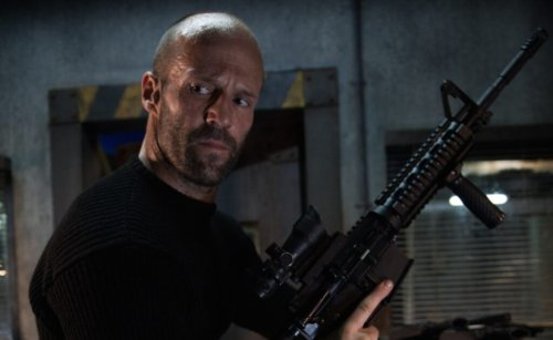 """Jason Statham plays tough guy """"H"""" in the Action Packed 'Wrath of Man' in theaters"""