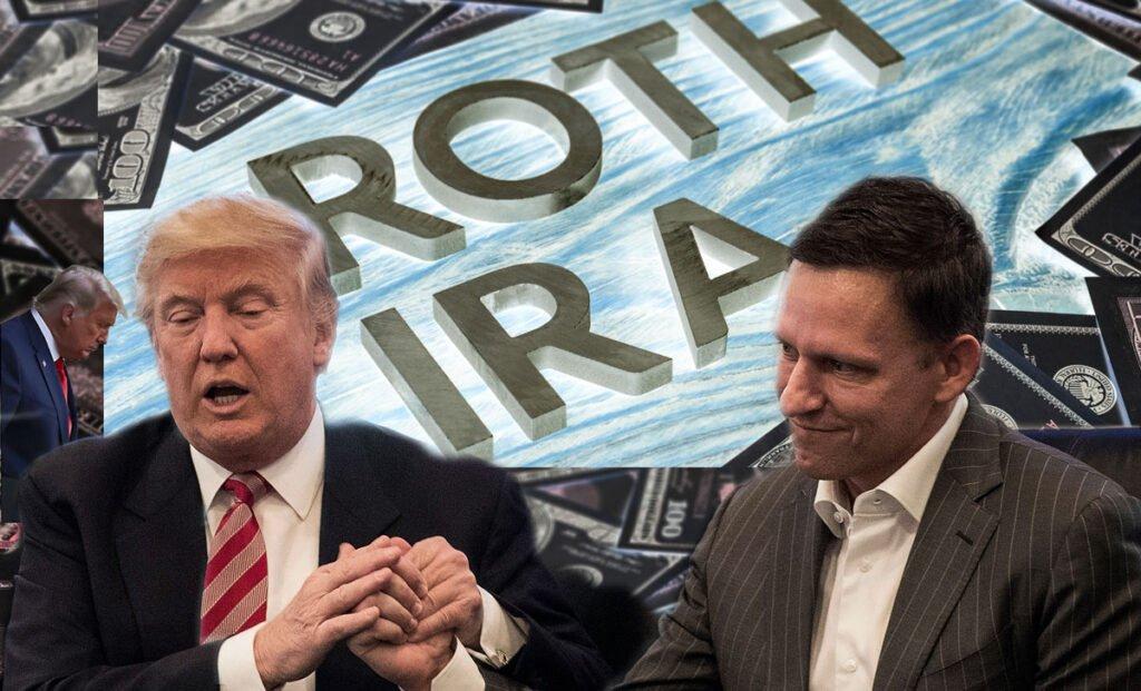 Peter Thiel's $5 Billion Bombshell: Hubris and Hypocrisy Beyond all Imagining