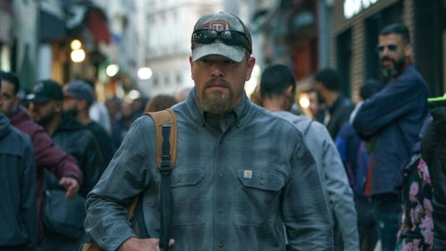 "Matt Damon Returns to Europe as oil-rig worker in Dramatic thriller ""Stillwater"""