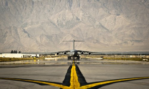 Last U.S. forces out of Afghanistan after almost 20 years