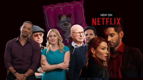 Check out these new Netflix titles that are live starting this Weekend