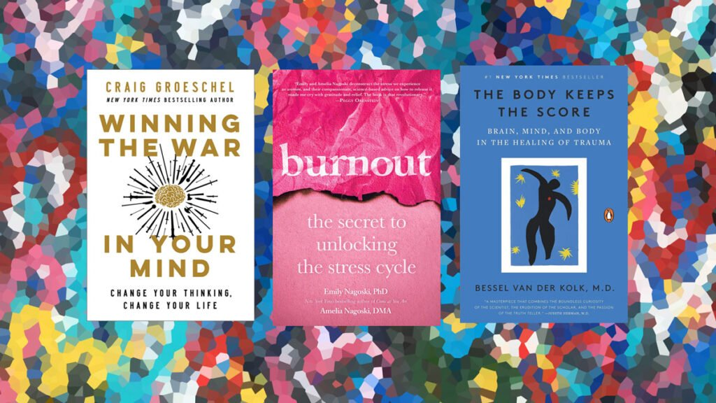 Burnout Rescue: Books to help figure out what is Draining you in Life