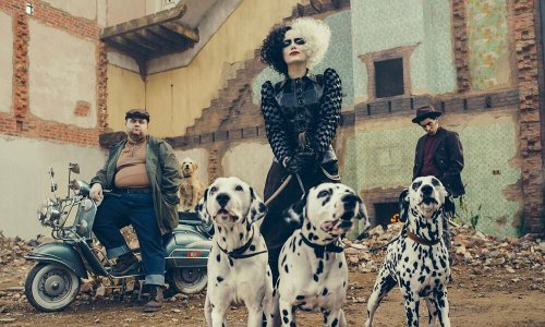 Disney's 'Cruella' with Emma Stone is in Theaters Starting Today