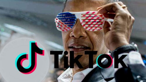 Barack Obama has done his first TikTok and the Reading of his Book live is blowing up the app