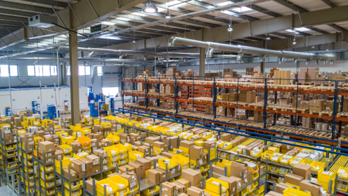 California May Be the First State to Legislate Amazon Warehouse Conditions