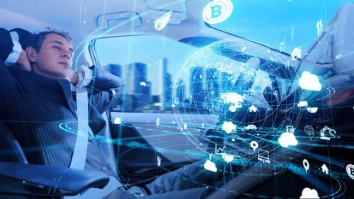Self-Driving Cars in Entertainment Media: Quantum Leap into Lifestyles of the Future