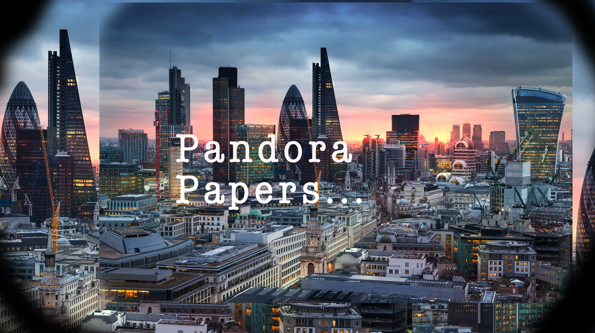 US Denounced as 'Biggest Peddler of Financial Secrecy' After Pandora Papers Leak