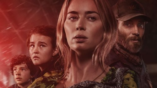'A Quiet Place' is in Theaters Starting Today after a Year Long Wait