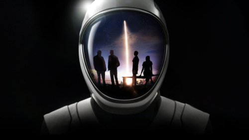 SpaceX Docu-series on Manned Mission about to Launch on Netflix