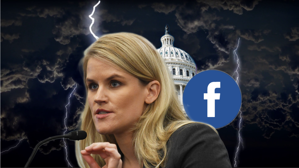 In Scathing Senate Testimony, Whistleblower Warns Facebook a Threat to Children and Democracy