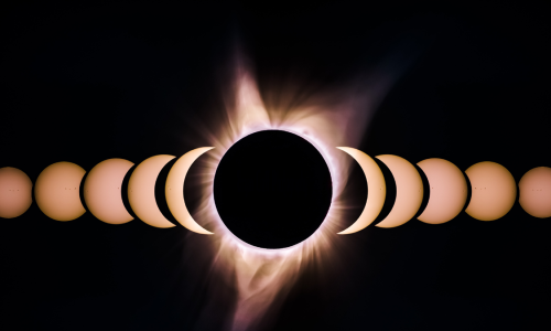 A 'Ring of Fire' Solar Eclipse Starts Thursday Dawn on east Coast