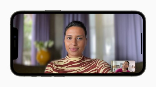 FaceTime gets Portrait Mode in iOS 15 to give the look of DSLR prime lens systems