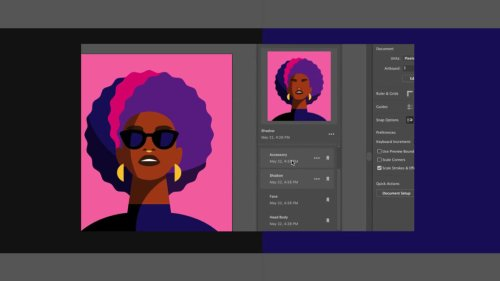 Adobe introduces document collaboration for Docs to Photoshop, Illustrator and Fresco