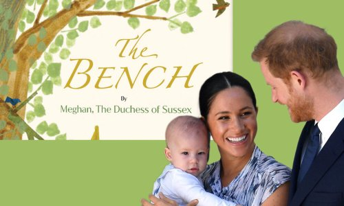 Meghan Markle debuts first children's book 'The Bench'
