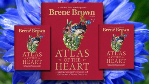 Brené Brown Reveals her New Book 'Atlas of the Heart' – Pre-order now