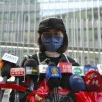 Hong Kong | Mother of Taiwan slay victim blasts authorities