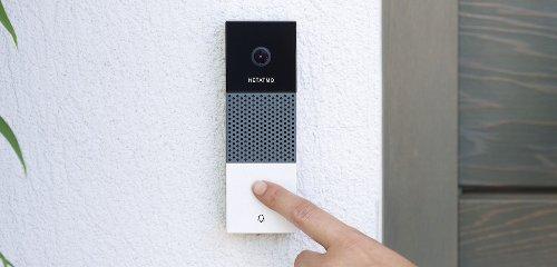 Netatmo Video-Türklingel jetzt mit Apple HomeKit, Amazon Alexa und Google Assistant kompatibel