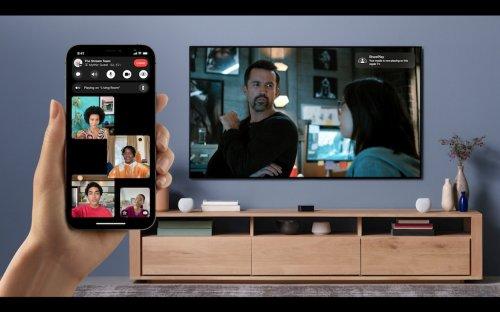 Apple reaktiviert SharePlay in der iOS 15.1 Beta 1