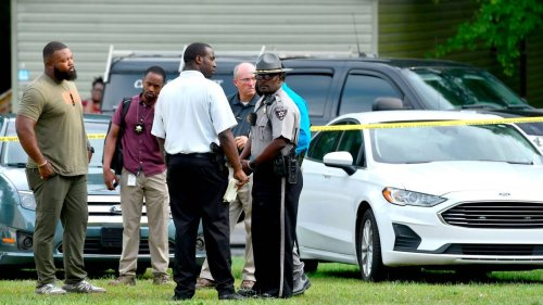 Teenager jailed on murder charges in double homicide at east Macon mobile home