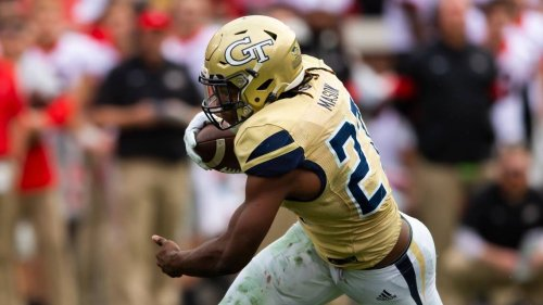 Talented tailback trio could be Georgia Tech's ticket to success on offense in 2020