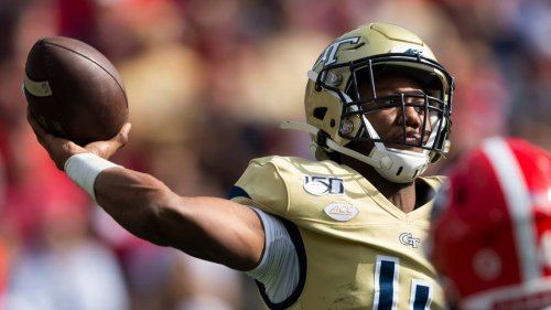 Who'll be QB1 for Georgia Tech in 2020? A closer look at the four candidates