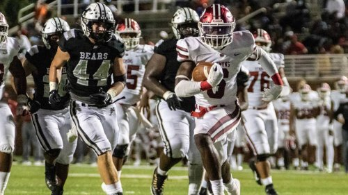 LIVE UPDATES: Keep track of the latest high school football scores across Middle GA