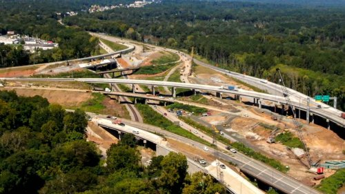 More changes for I-16/I-75 project. Here's the latest on upcoming bridge closures