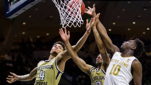 Georgia Tech men's basketball still 'tinkering' as it struggles with making most of rebounds