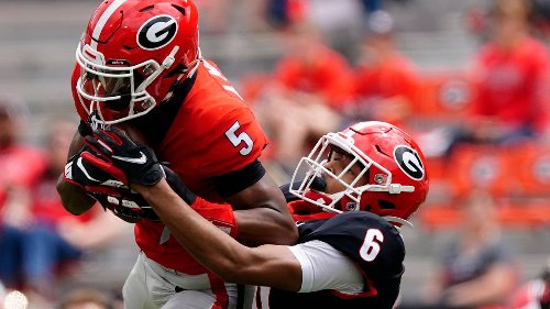What the spring game told us about Georgia's most up-in-the-air position